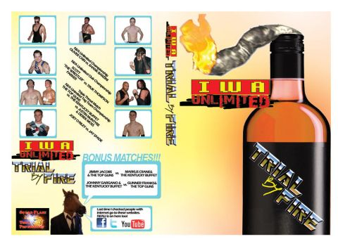 IWA Unlimited Trial by Fire by Hairball178