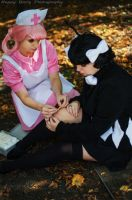 Poor Gothita i will heal you by Belialle