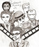 Robert and all his glory by Cloudvp