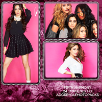 # Photopack 005 - Fifth Harmony by BitesOfLove
