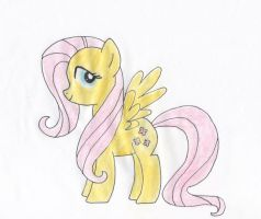 Fluttershy by AbraxasEthon
