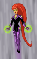 Starfire Redesign by payno0