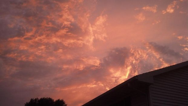 The Beauty of Sunsets by Cloud9Dreamer