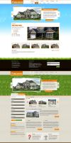 Real Estate Joomla Template by think360studio