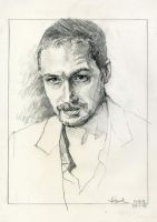 Tom Hardy i by butterflycell