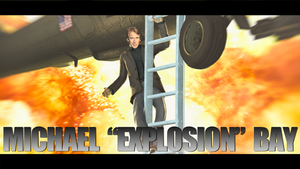 Michael Bay by MrShlapa