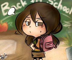 Back To School 2011 by wernwern