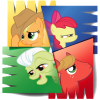 AVG antivirus - apple family by spikeslashrarity