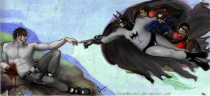 The Creation Of Jason by 2D-n-Murdoc