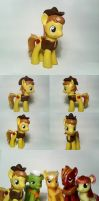 Braeburn G4 Custom Pony by Oak23