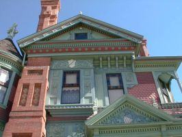 Victorian Era House 2 by mellystock