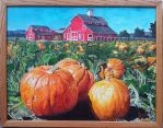 Pumpkin Patch by Giselle-M