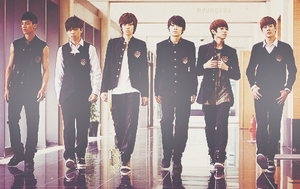 Teen Top edit 1 by NouNou01