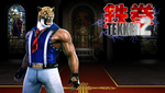 TEKKEN 2 - King the Luchador Priest by Hyde209