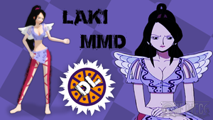 MMD One Piece Laki DL by Friends4Never