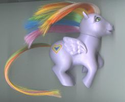 Custom MLP: Pride Mom 2 DS by marienoire