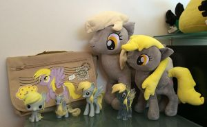 My Derpy Collection by Blue-Shift-Recall