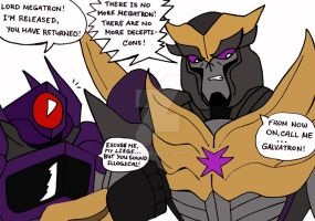 TFP: Call Me Galvatron by xero87