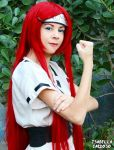 Kushina Uzumaki by GisaGrind