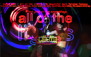All of the Lights Wallpaper by Ryanx2