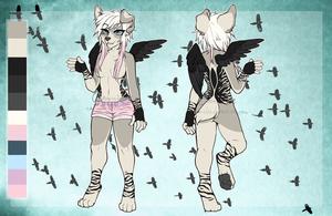 .: Anthro Female Canidae Auction :. [CLOSED] by Cannidae