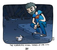 24.10.12. The marvelous small things of the city by juandapo