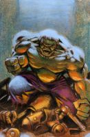 the hulk by moritat