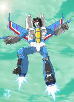Thundercracker by JP-V