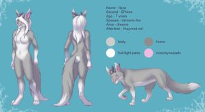Reference for JustFox by Kivuli