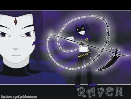 TeeN_TitanS_Raven_Wp by Raven-a-Goth-Girl