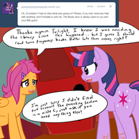 Pregnant Scootaloo Update: September 10th by jake-heritagu