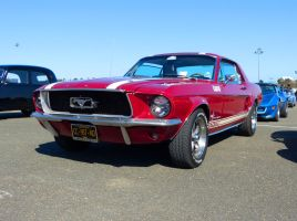Ford Mustang by UltraMagnus72