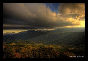A View From Rampart Range by Bear78