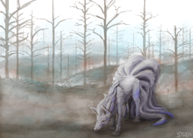 Secret Santers Ninetails by Stormful