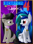 Scratch N' Tavi 4 Cover by SilvatheBrony