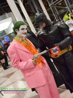 Breast Cancer Awareness means not being punched! by JokersGotACrowbar