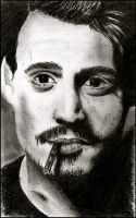 Johnny depp by andrea-gatos