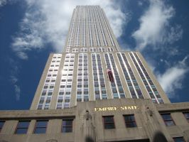 Empire State Building by Rockergirl0305