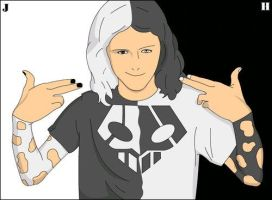 Me Inverted Colours Vector by Xpand-Your-Mind