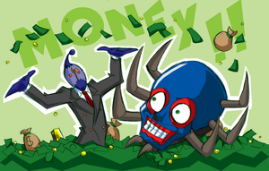 MONEY PARTY by CaptStrife