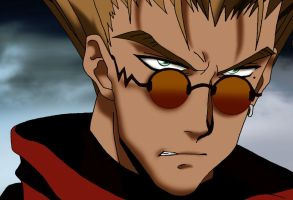 Mad Vash by KingLegato