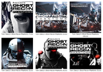 Ghost Recon Phantoms [Icon Pack] by Rhyz66 by Rhyz66