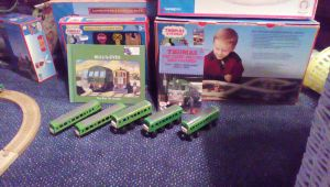 My Daisy the Diesel Railcar Collection by ewan4me