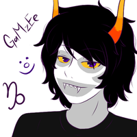 Gamzee Makara by Whim-doll