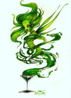 absinth by cherryclaires