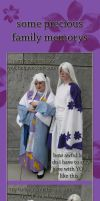 Sesshomaru and his Mommy by Safiriel
