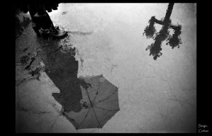 rainy autumn... by Sssssergiu