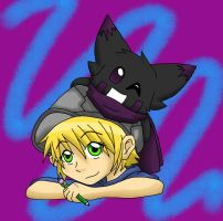 Jordyn and Javen by Javen-Ace