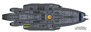 Bellerophon class Commandstar by Barricade