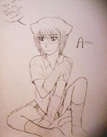 New OC: Arris by Shientah